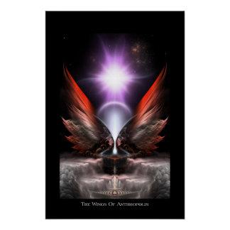 Las alas de Anthropolis HC perfeccionan el poster Perfect Poster