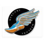Las alas de Mercury Postal