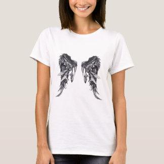 Las alas del ángel - refresqúese playera