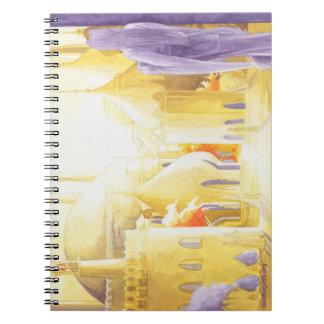 Las amonestaciones: Cuaderno del amanecer
