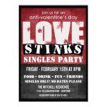 Las Anti-Tarjetas del día de San Valentín de los Comunicado Personal