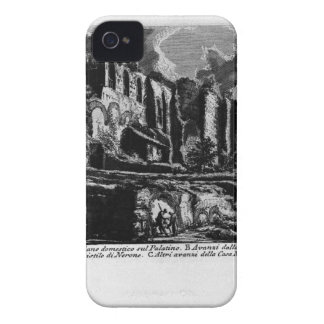 Las antigüedades romanas, placa XXXV del T. 1 de Case-Mate iPhone 4 Carcasa