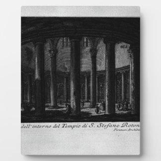 Las antigüedades romanas, T. 1, placa XXV. Santo