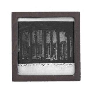Las antigüedades romanas, T. 1, placa XXV. Santo Caja De Regalo De Calidad