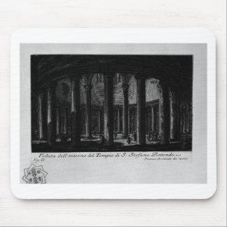 Las antigüedades romanas, T. 1, placa XXV. Santo Mousepads