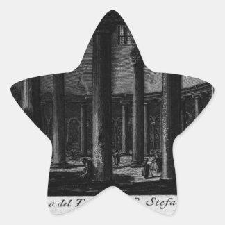 Las antigüedades romanas, T. 1, placa XXV. Santo Pegatina En Forma De Estrella