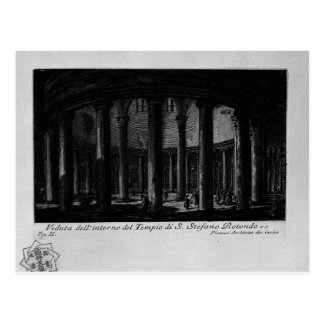 Las antigüedades romanas, T. 1, placa XXV. Santo Tarjetas Postales