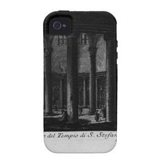 Las antigüedades romanas, T. 1, placa XXV. Santo Vibe iPhone 4 Carcasa