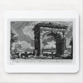 Las antigüedades romanas, T. 1, placa XXVI. Arco Mousepads