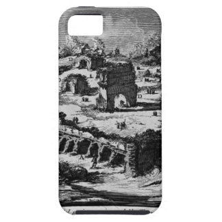 Las antigüedades romanas, T. 1, placa XXVIII. iPhone 5 Funda