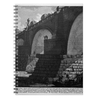 Las antigüedades romanas, T. 4, placa XIII Libretas