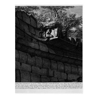 Las antigüedades romanas, T. 4, placa XV Postal