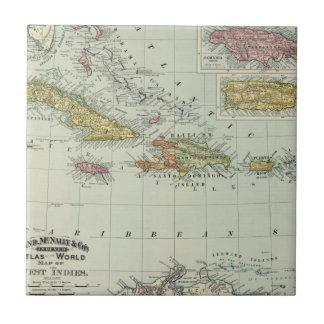 Las Antillas 11 Tejas Ceramicas