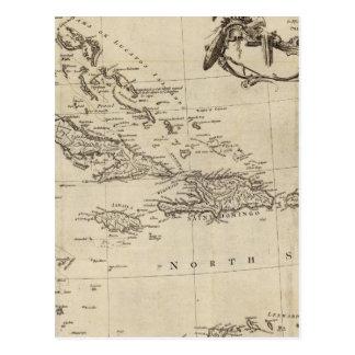 Las Antillas 15 Postales