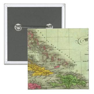 Las Antillas 21 Pins