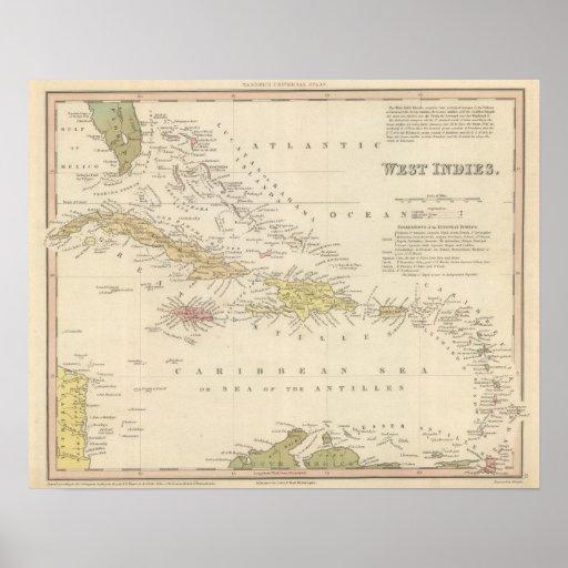 Las Antillas 2 Póster