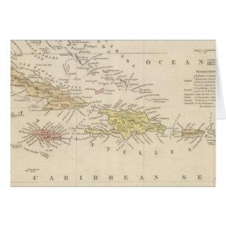 Las Antillas 4 Tarjetas