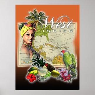 las Antillas Impresiones