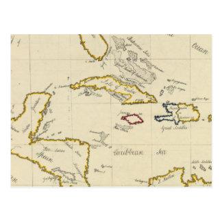 Las Antillas Tarjetas Postales