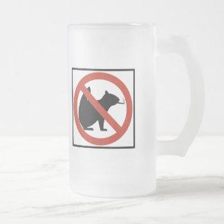 Las ardillas de no fumadores permitieron la muestr taza de café