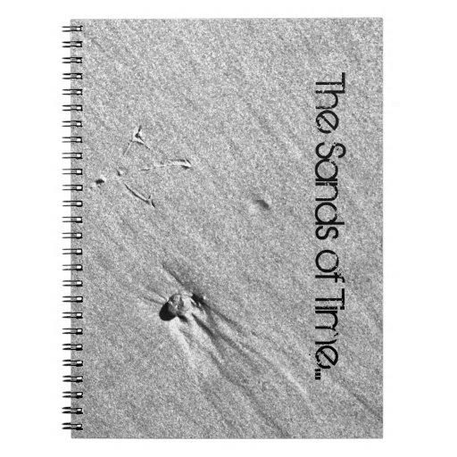 Las arenas del cuaderno del tiempo
