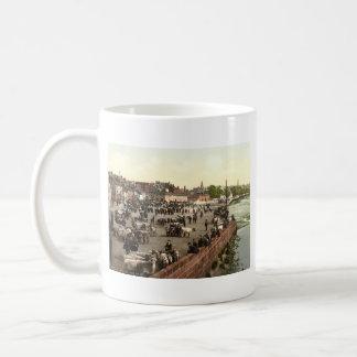 Las arenas, Dumfries, Escocia Taza De Café