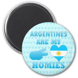Las argentinas son mi Homies Iman