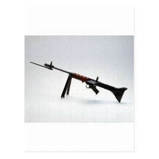 Las armas de la guerra mundial de la Segunda Tarjetas Postales