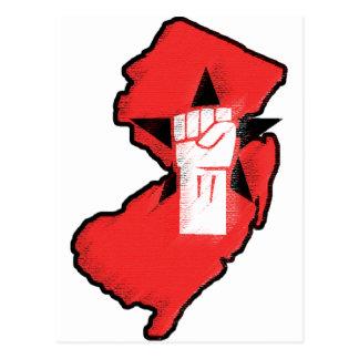 Las autobombas del puño de New Jersey Postales