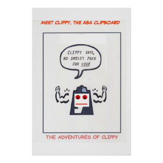 Las aventuras de Clippy, reunión Clippy Poster