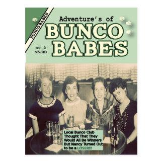 Las aventuras de la edición #2 de los bebés de postales
