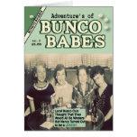 Las aventuras de los bebés #2 de Bunco Tarjetón
