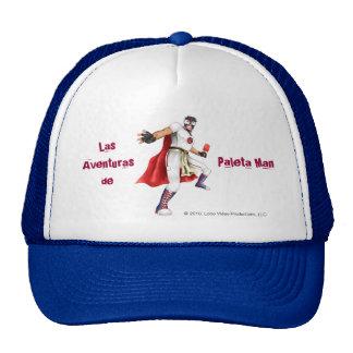 Las Aventuras de Paleta Man Hat