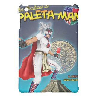 Las Aventuras de Paleta Man iPad Case