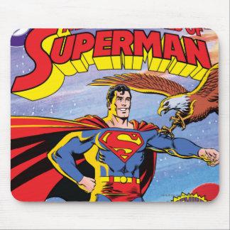 Las aventuras del superhombre #424 alfombrilla de ratones