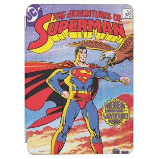Las aventuras del superhombre #424 cover de iPad air