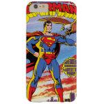 Las aventuras del superhombre #424 funda para iPhone 6 plus barely there