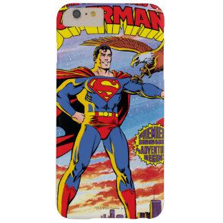 Las aventuras del superhombre #424 funda de iPhone 6 plus barely there