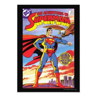 Las aventuras del superhombre #424 comunicados