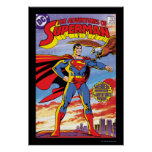Las aventuras del superhombre #424 póster