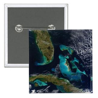 Las Bahamas la Florida y la Cuba Pins