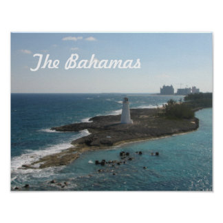 Las Bahamas Póster