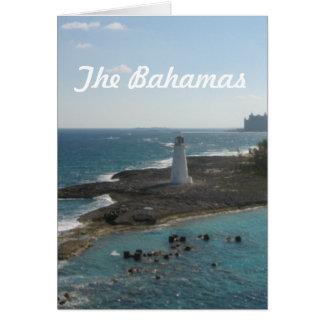 Las Bahamas Felicitaciones