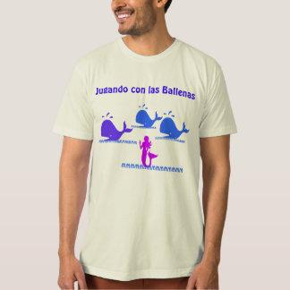 Las Ballenas de la estafa de Jugando Camisas