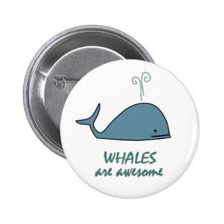 Las ballenas son impresionantes pins