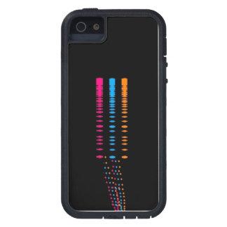 Las barras aligeradas iPhone 5 fundas