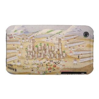 Las batallas alrededor de Thebes, platean 22 de la Carcasa Para iPhone 3