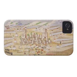 Las batallas alrededor de Thebes, platean 22 de la Funda Para iPhone 4 De Case-Mate