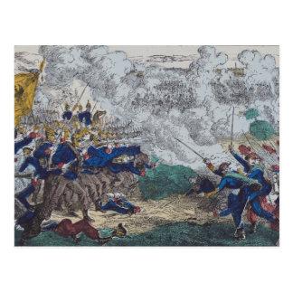 Las batallas de Champigny y Postal