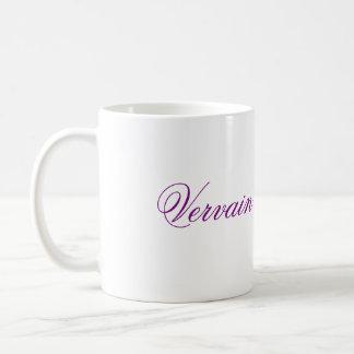 Las bebidas de Vervain de la taza de los E.E.U.U.